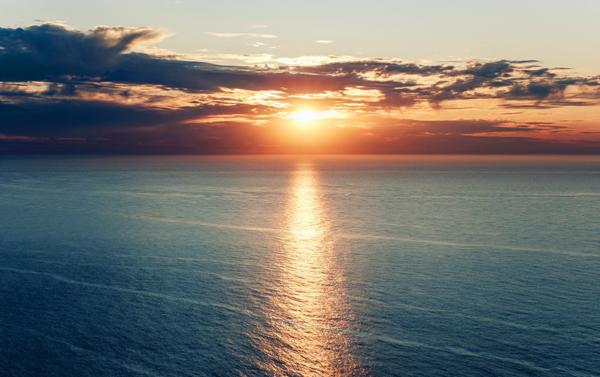 Obemannat fartyg seglar över Atlanten