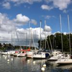 Trångt i Stockholms hamnar
