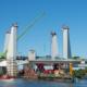 Seglare skadade Hisingsbron