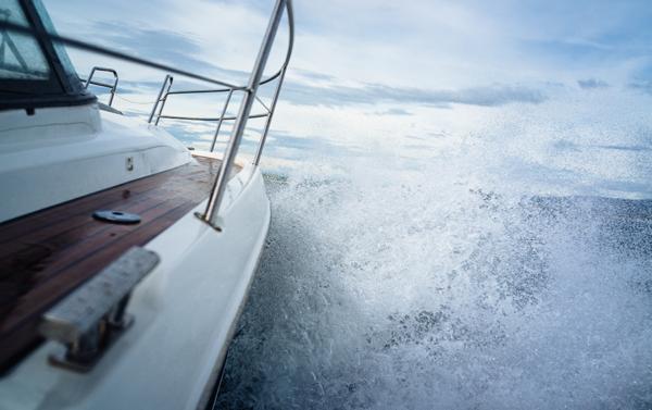 Misstanke om brott efter båtkollision