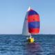 Sörmlandskretsen hjälpte till med segel