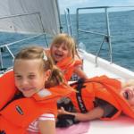 Kul med barn ombord