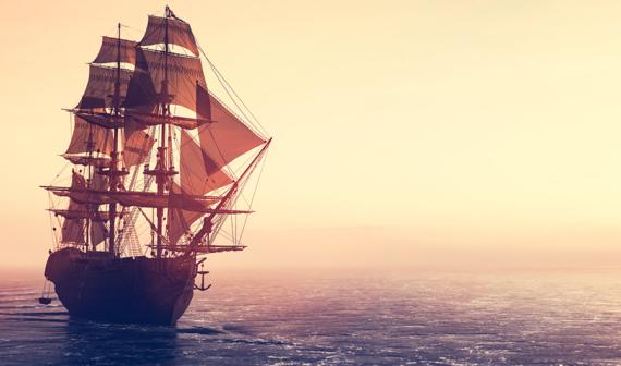 Piratdrottningen som älskade havet