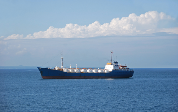 Danskt fartyg överfallet av pirater