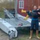 Seglar för att uppmärksamma Östersjön
