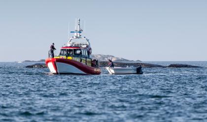 Hektisk sommar för Sjöräddningssällskapet