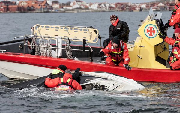 Foto: Mats Ryde / Sjöräddningssällskapet