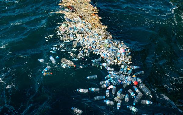 Tredubbling av plast i havet 2040