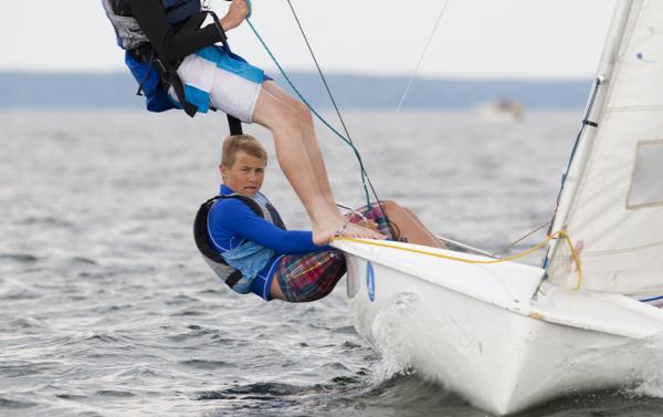 Strömstads segelsällskap satsar på ungdomar