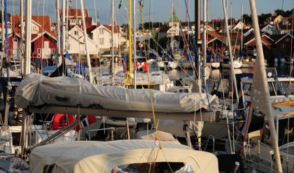 Förslag att miljömärka fritidsbåtshamnar