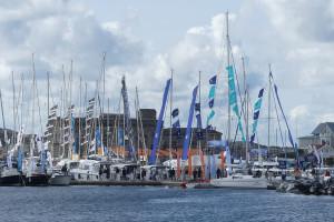 Gott om segelbåtar! Bild: Linda Hammarberg