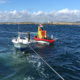 Färre sjöräddningsinsatser 2019