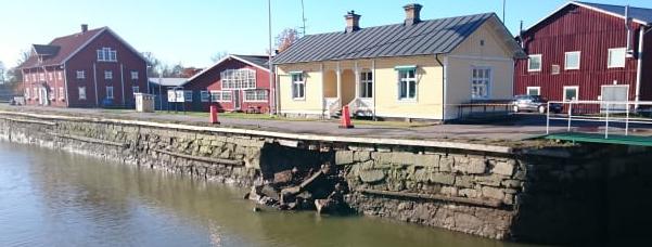 Danska arbetsplatser torrlaggs