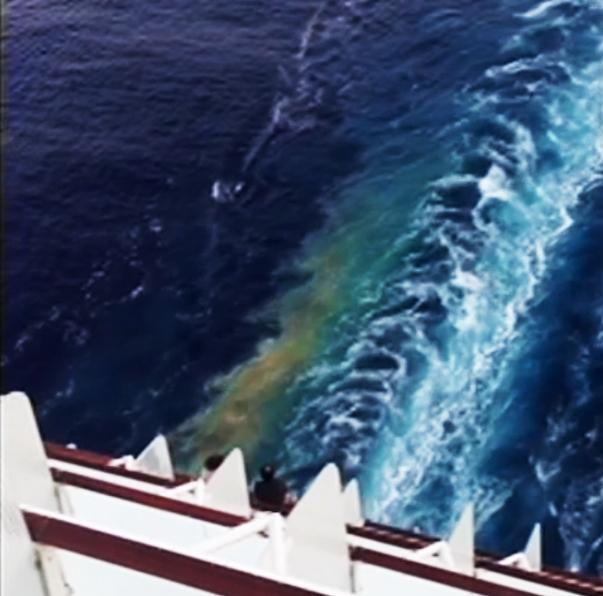 Kryssningsfartygen skiter i ostersjon