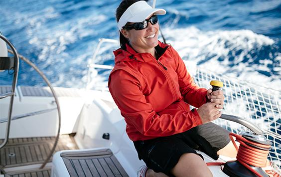 She Captain – låter kvinnor ta plats i båtlivet