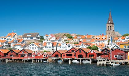 Ny sjöräddningsstation i Fjällbacka