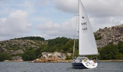 Västkustens naturhamnar Skärhamn- Hamburgsund