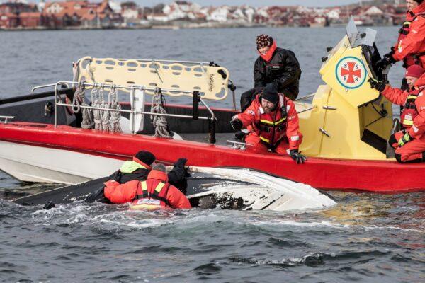 Händelserikt år för Sjöräddningssällskapet